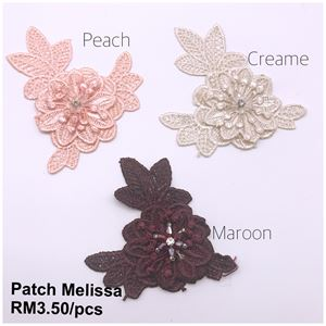 patch melissa