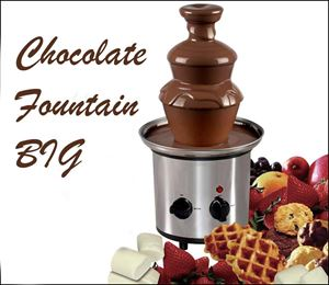 3 Tier Chocolate Fountain Big