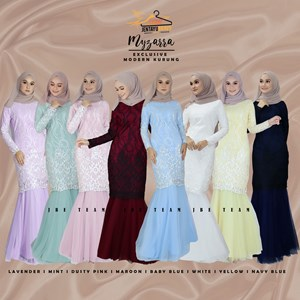 MYZARRA EXCLUSIVE KURUNG
