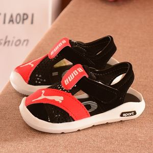 CLEARANCE SALE RED BLACK SANDAL STYLO