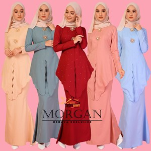 MORGAN KEBAYA EXCLUSIVE