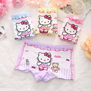 Hello Kitty Girls Panties 4pcs/set - 01