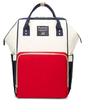 Stylish Diaper Bag - Red
