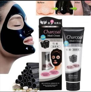 Charcoal Mask Cream Anti Blackhead