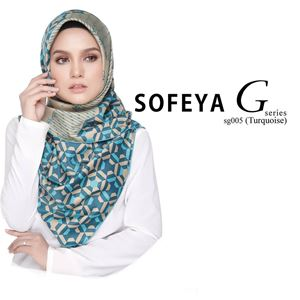 sofeya G Series - TURQOISE