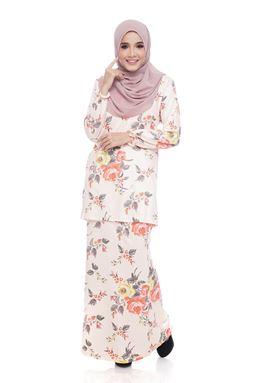 Diva Mini Kurung (DV213) - Nursing + Maternity