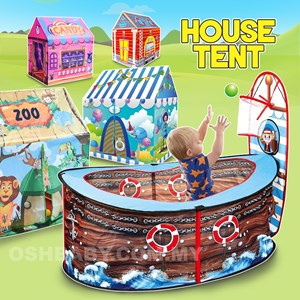 HOUSE TENT ETA 29/5