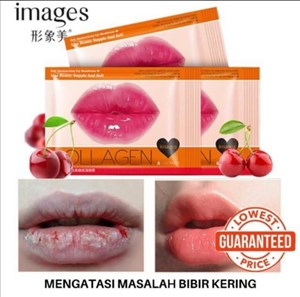 Images Collagen Lip Mask