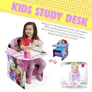 KIDS STUDY TABLE MERMAID