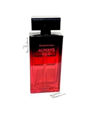 Always Red Elizabeth Arden for women 50ml