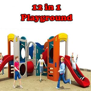 12 in 1 Playground