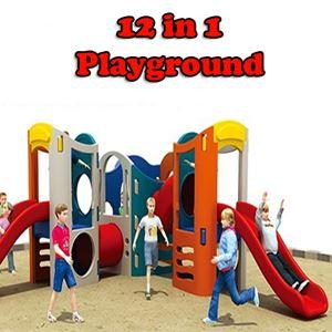 12 in 1 Playground ETA 14/5/2019