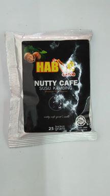 HABIB NUTTY CAFE SUSU KAMBING