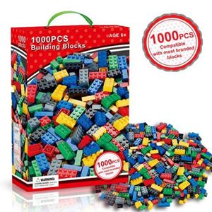1000PCS BUILDING BLOCK