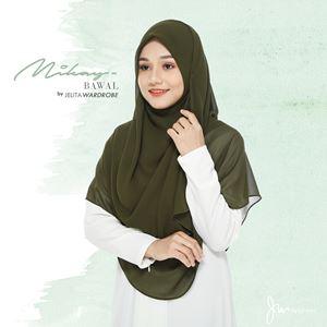 MIKAYLA BAWAL 🐠 (OLIVE GREEN)
