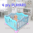 4 PLY PLAYARD