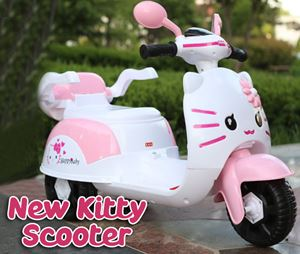 New Kitty Scooter