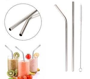 Metal Straws - 2 type