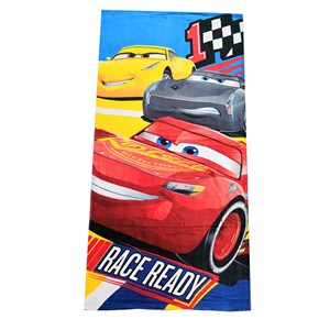 @  CARTOON BATH TOWEL  - MCQUEEN   ( Size 140*70cm )