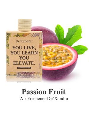 Air Freshener De'Xandra Passion Fruit 10ml