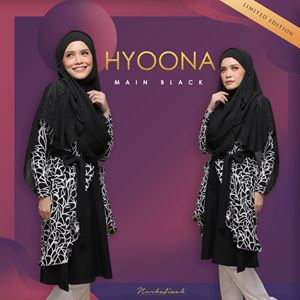 HYOONA (MAIN BLACK)