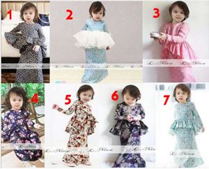 LNICE RAYA NEW PEPLUM SET ( 11T )
