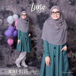 LUNA TUNIC (MINT BLUE)