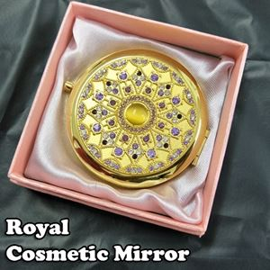 Royal Cosmetic Mirror ( Ready Stock )