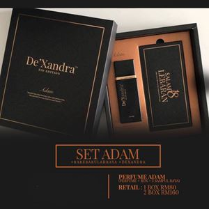 Set ADAM by De'Xandra