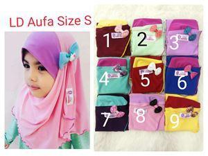 Tudung Aufa Size S (8 bln hingga 3 thn) Color No.5 only