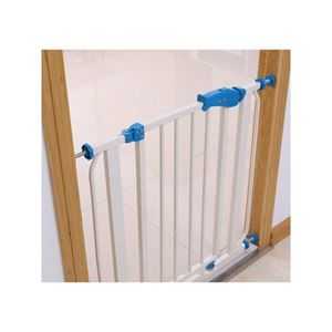 Baby Safety Gate (FREE EXTENSION 10CM)