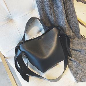 Tie Bucket Bag