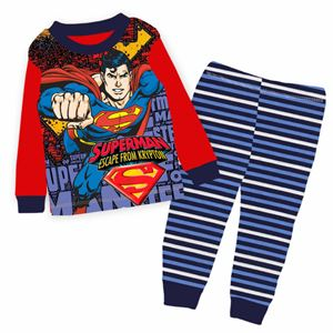 5718 Cuddleme Superman PYJAMA (2T-7T)