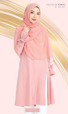 FELICIA CHIC- ROSE PINK