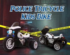 NEW POLICE MOTOR