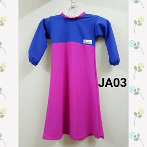 CLEARANCE Below Cost Jubah Aurora (Kids) JA03
