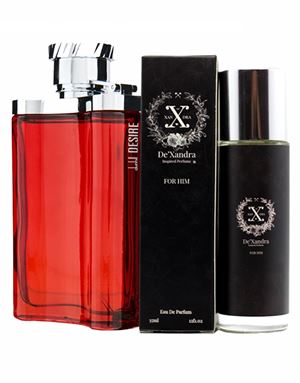 DUNHILL DESIRE RED 35ML - M