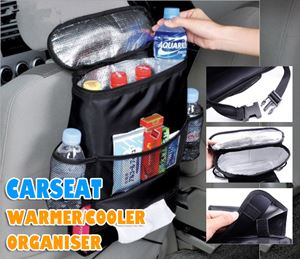 CarSeat Warmer/Cooler Organiser