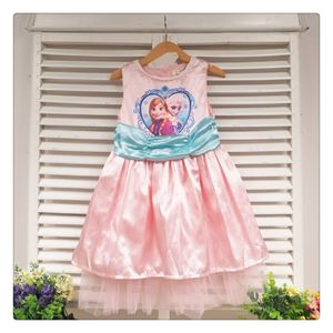 @  P30815  FROZEN PEACH DRESS