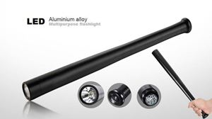 Aluminium Alloy Multipurpose Flashlight