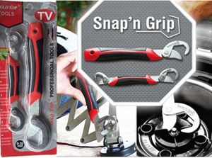 Snap & Grip As Seen On Tv 9-32mm
