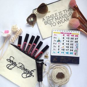Make Up Bag Seqy Beauty