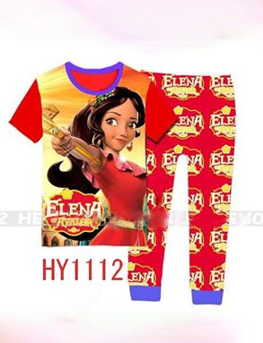HY1112 Elena of Avaler Pyjamas (2T & 3T)