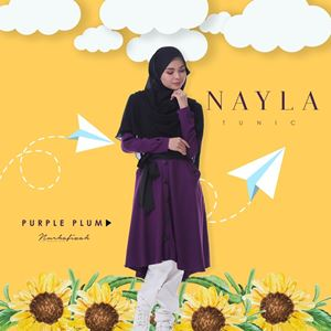 NEYLA PURPLE PLUM (DEFECT)
