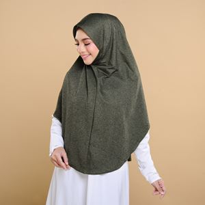 Melati in Moss Green