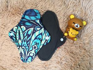 Cloth Pad - Batik (Creative) - Size S