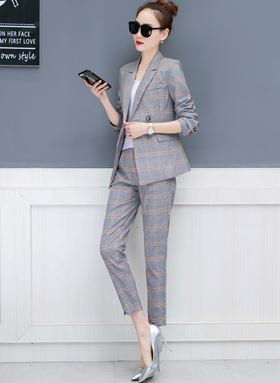 Office Wear Suit (Coat + Pants)