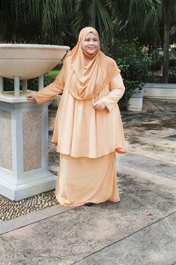Kurung Doll Raisha - Khaki