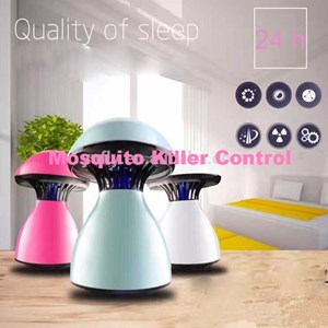 MULTIFUNCTIONAL MOSQUITO KILLER Electronic Led Zapper Lamp Eco-friendly
