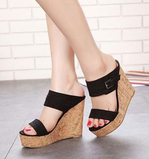 Shoe 2729 Black | Blue